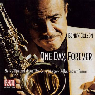 Benny golson s official website